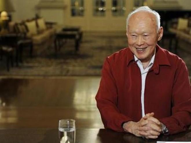 Phỏng vấn Lý Quang Diệu
